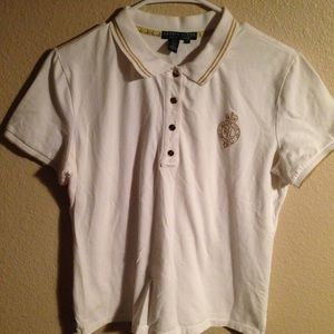 Lauren Active Ralph Lauren Womens Large Shirt